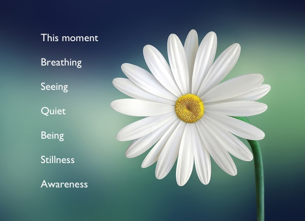 This moment, breathing, seeing, quiet, being, stillness, awareness.