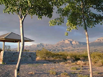 Caballo State Park, New Mexico
