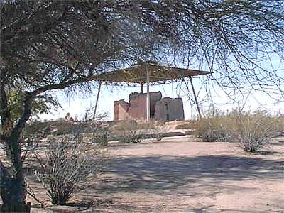 Casa Grande Ruin